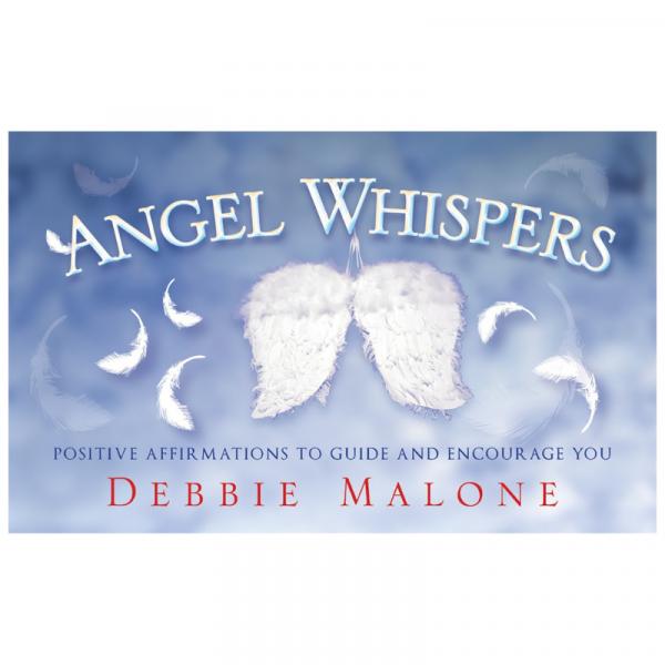 Angels Whispers Affirmation Deck