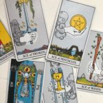 tarot cards spread