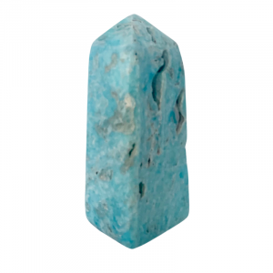 Blue Aragonite Tower