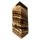 Chocolate Calcite Tower