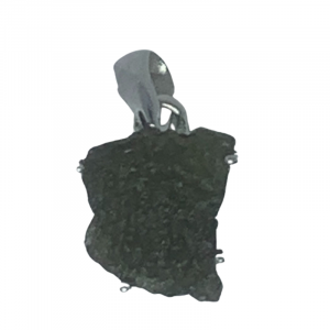 Moldavite Sterling Pendant $60