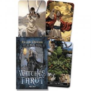Witches Tarot mini